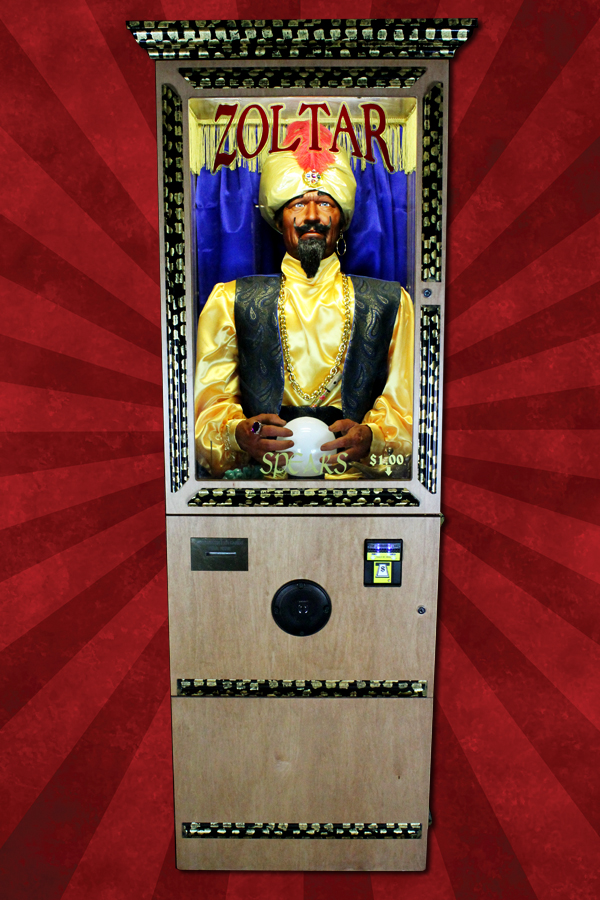 Zoltar Characters Unlimited