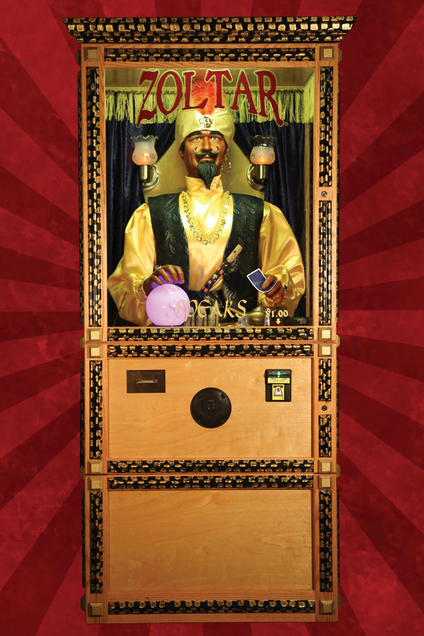 Zoltar Machines Characters Unlimited
